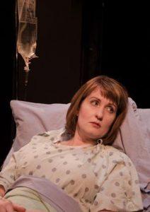 "Erin Noel Grennan in ""The Tin Woman."""