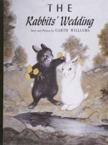 "The cover of Garth Williams' ""The Rabbits' Wedding."" (HarperCollinsChildrens.com)"