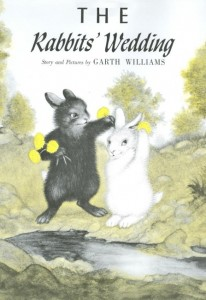 "The cover of ""The Rabbits' Wedding."" (HarperCollins.com)"