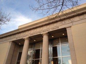 Pioneer Theatre Company's home in Salt Lake City, UT.
