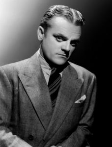 Hollywood star James Cagney in the 1930s.