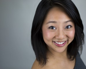 "Stephanie Hsu plays Christine in ""Be More Chill."""