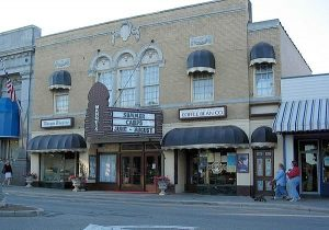 The Marquis Theatre in Northville, Michigan.