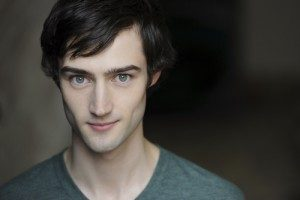"Actor Will Connolly plays Jeremy in ""Be More Chill."""
