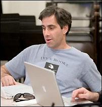 Librettist Dan Elish