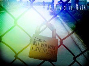 The album cover for Talbott & Van Dyke's new EP.