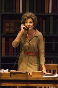 Carmen Roman in the Peninsula Players production in Wisconsin.