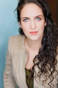 Cast member Claire Allegra Taylor