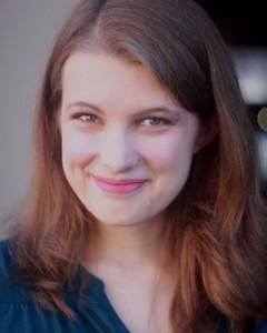 Cast member Laurel Andersen