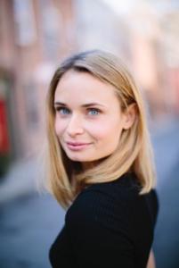Cast member Malin Barr