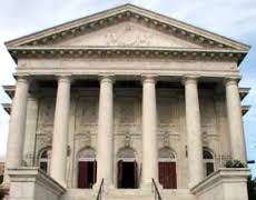 The Undercroft Theatre is located within the Mount Vernon Place United Methodist Church in Washington, DC.