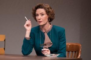 "Julie-Ann Elliott as Emily Reed in ""Alabama Story."""