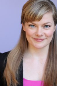 "Erica Elam plays Abby in ""Now and Then."""