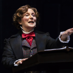 "Greta Lambert Is Dickens, Scrooge, Et Al, in Her Adaptation of ""Carol"" for Alabama Shakespeare Festival"